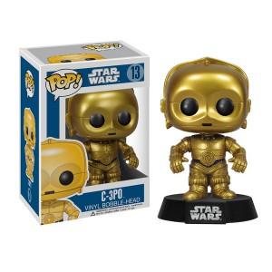 ขายตุ๊กตาโมเดล FUNKO POP : Star Wars : C-3PO ราคา