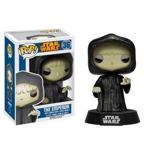 ขาย ตุ๊กตาโมเดล FUNKO POP : Star Wars : THE EMPEROR ราคา