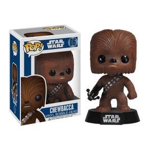 ขาย ตุ๊กตาโมเดล FUNKO POP : Star Wars : CHEWBACCA ราคา