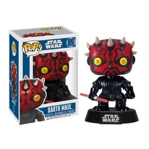 ขาย ตุ๊กตาโมเดล FUNKO POP : Star Wars : DARTH MAUL ราคา