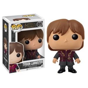 ขาย ตุ๊กตาโมเดล FUNKO POP : Game Of Thrones : TYRION LANNISTER ราคา