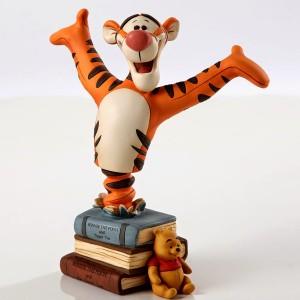 ขาย ตุ๊กตาโมเดล GRAND JESTER STUDIOS : ENESCO : TIGGER ราคา