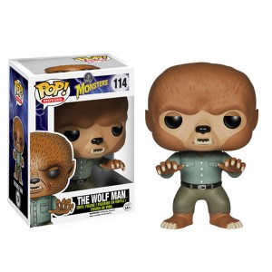 ขาย ตุ๊กตาโมเดล FUNKO POP : THE WOLF MAN ราคา