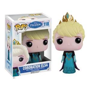 ขาย ตุ๊กตาโมเดล FUNKO POP : Frozen : CORONATION ELSA 1 ราคา