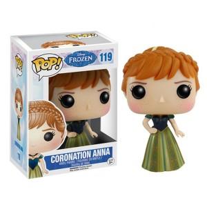 ขาย ตุ๊กตาโมเดล FUNKO POP : Frozen : CORONATION ANNA ราคา