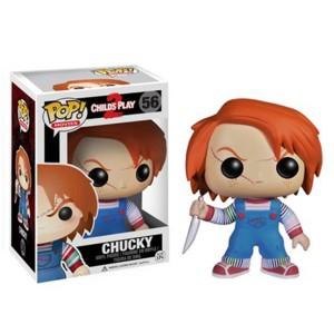 ขาย ตุ๊กตาโมเดล FUNKO POP : Child's Play : CHUCKY ราคา