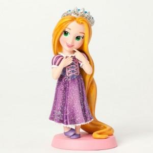 ขาย ตุ๊กตาโมเดล DISNEY SHOWCASE : ENESCO : RAPUNZEL ราคา