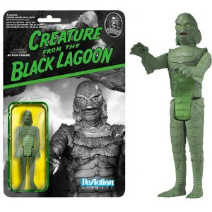 FUNKO REACTION FIGURES  CREATURE FROM THE BLACK LAGOON