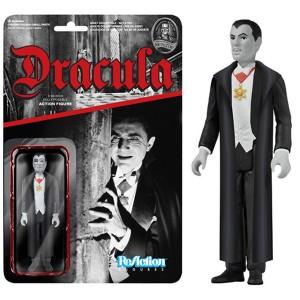 ขาย ตุ๊กตาโมเดล FUNKO REACTION FIGURES : DRACULA ราคา