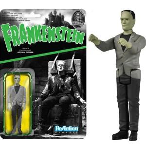ขาย ตุ๊กตาโมเดล FUNKO REACTION FIGURES : FRANKENSTEIN ราคา