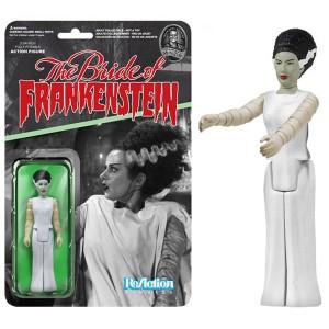 ขาย ตุ๊กตาโมเดล FUNKO REACTION FIGURES : THE BRIDE OF FRANKENSTEIN ราคา