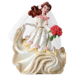 ขาย ตุ๊กตาโมเดล DISNEY SHOWCASE : ENESCO : BELLE WEDDING ราคา