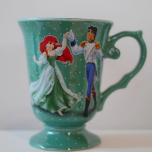 HOME & DECOR  ARIEL MUG PRINCESS RAINBOW