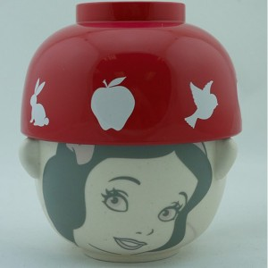 HOME & DECOR  SNOW WHITE BOWL