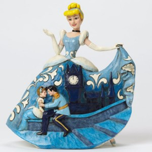 ขาย โมเดล DISNEY TRADITIONS : ENESCO : CINDERELLA ROYAL GOWN ราคา
