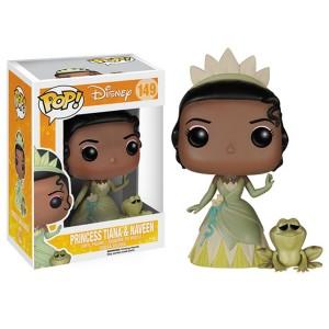 ขาย ตุ๊กตาโมเดล FUNKO POP : Princess & The Frog : TIANA & NAVEEN ราคา