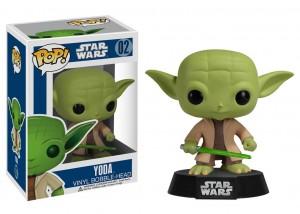 ตุ๊กตาโมเดล FUNKO POP : Star Wars : YODA ราคา