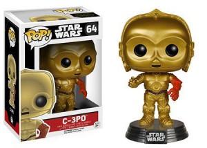 ขาย ตุ๊กตาโมเดล FUNKO POP : STAR WARS : C-3PO ราคา