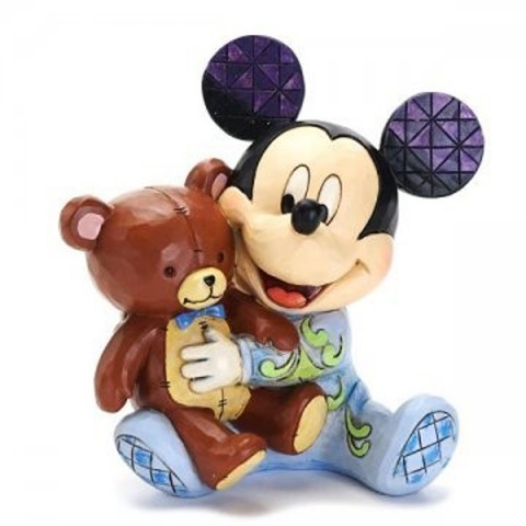 DISNEY TRADITIONS  ENESCO  BABY'S FIRST MICKEY