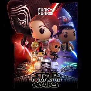 ขาย funko pop star wars the force awaken ราคา