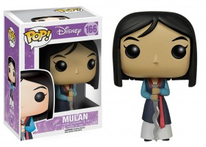 ขาย ตุ๊กตาโมเดล FUNKO POP : Disney : MULAN ราคา