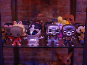 funko pop toy life office