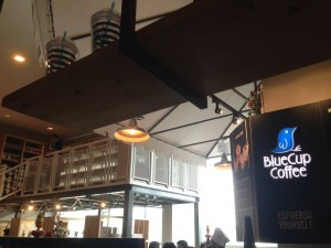 coffee bluecup play cafe bangkok thailand play house