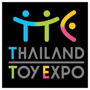 สัญลักษณ์ Thailand toy expo 2016