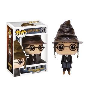 ขาย ตุ๊กตาโมเดล FUNKO POP : TTE EXCLUSIVE : HARRY POTTER WITH SORTING HAT ราคา
