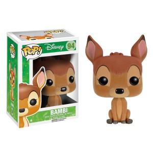 ขาย ตุ๊กตาโมเดล FUNKO POP : TTE EXCLUSIVE : FLOCKED BAMBI ราคา