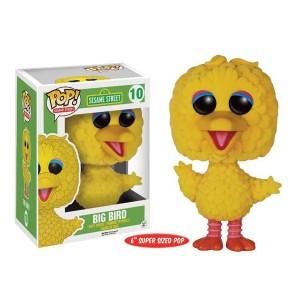 ขาย ตุ๊กตาโมเดล FUNKO POP : TTE EXCLUSIVE : BIG BIRD ราคา