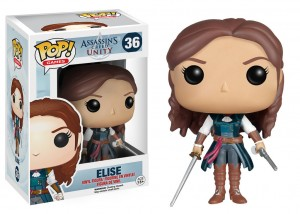 ขาย ตุ๊กตาโมเดล FUNKO POP : ASSASSIN'S CREED : ELISE ราคา