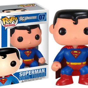 FUNKO POP : DC HEROES : SUPERMANตุ๊กตาโมเดล FUNKO POP : DC HEROES : SUPERMAN