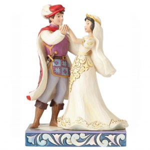 DISNEY TRADITIONS : ENESCO : Snow White & Prince WeddingDISNEY TRADITIONS : ENESCO : Snow White & Prince Wedding