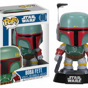 FUNKO POP : Star Wars : BOBA FETTตุ๊กตาโมเดล FUNKO POP : Star Wars : BOBA FETT