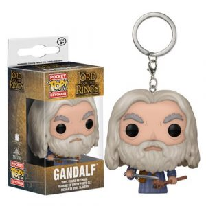 Pop Keychain: Lord of The Rings  - Gandalfพวงกุญแจ Gandalf