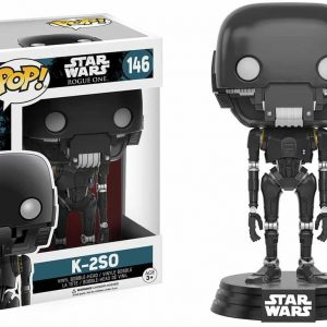 FUNKO POP : STAR WARS : ROGUE ONE : K-2SOFUNKO POP : STAR WARS : ROGUE ONE : K-2SO