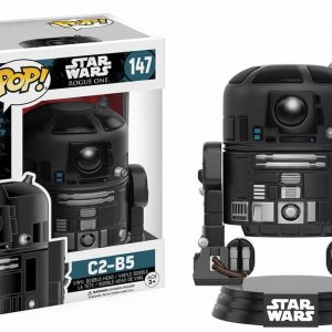 FUNKO POP : STAR WARS : ROGUE ONE : C2-B5FUNKO POP : STAR WARS : ROGUE ONE : C2-B5