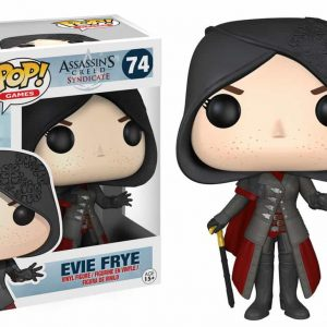 FUNKO POP : ASSASSIN'S CREED : EVIE FRYEตุ๊กตาโมเดล FUNKO POP : ASSASSIN'S CREED : EVIE FRYE