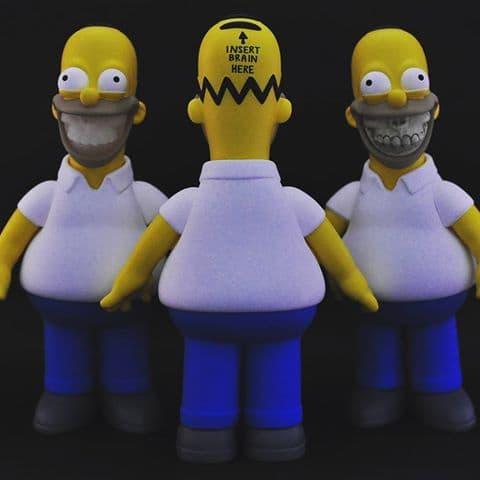 Homer GrinHomer Grin