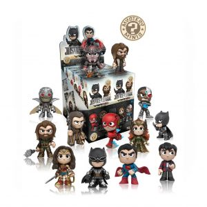 Mystery Mini: Justice League MovieMystery Mini: Justice League Movie