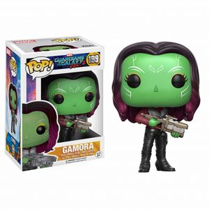 POP Movies: Guardians Of The Galaxy - GamoraPOP Movies: Guardians Of The Galaxy - Gamora