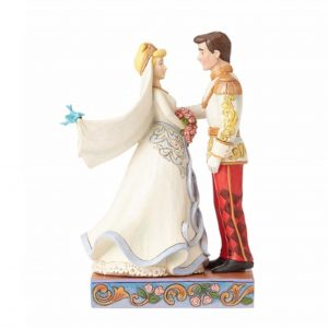 DISNEY TRADITIONS : ENESCO : Cinderella & Prince WeddingDISNEY TRADITIONS : ENESCO : Cinderella & Prince Wedding