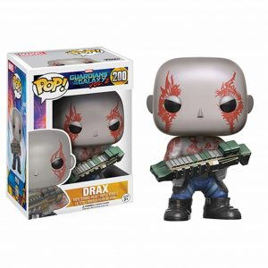 POP Movies: Guardians Of The Galaxy - DraxPOP Movies: Guardians Of The Galaxy - Drax