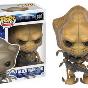 FUNKO POP : INDEPENDENCE DAY 2 : ALIEN WARRIORตุ๊กตาโมเดล FUNKO POP : INDEPENDENCE DAY 2 : ALIEN WARRIOR