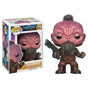 POP Movies: Guardians Of The Galaxy - TaserfacePOP Movies: Guardians Of The Galaxy - Taserface