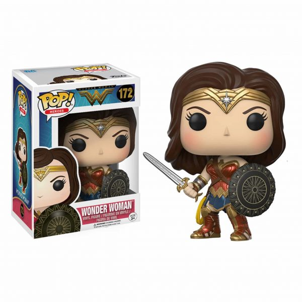 Pop Movies : Wonder Woman - Wonder WomanPop Movies : Wonder Woman - Wonder Woman