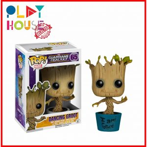 POP Marvel: Guardians of the Galaxy - Dancing Groot (I am Groot) US ExclusivePOP Marvel: Guardians of the Galaxy - Dancing Groot (I am Groot) US Exclusive