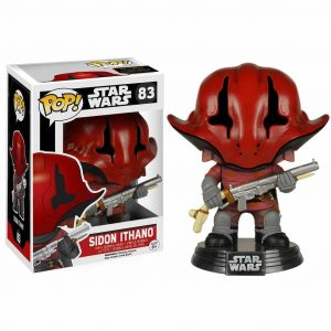 FUNKO POP : STAR WARS : SIDON ITHANOตุ๊กตาโมเดล FUNKO POP : STAR WARS : SIDON ITHANO