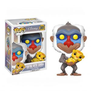 POP! Disney : The Lion King - Rafiki with Simba
